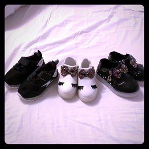 Other - Toddler girls light up Shoes